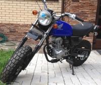 APE 50 FI Blue