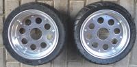Комплект колес всборе 10 дюймов
