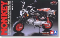 Сборная пластиковая модель Honda Monkey