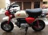 Honda Monkey FI White