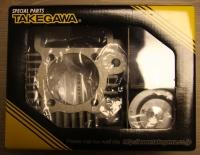 Комплект поршневой Takegawa S-Stage +D SCUT 106cc